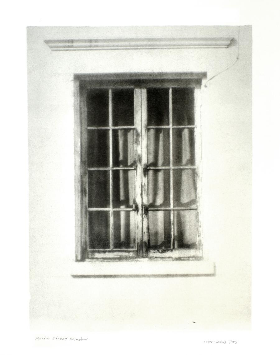 Martin Street Door