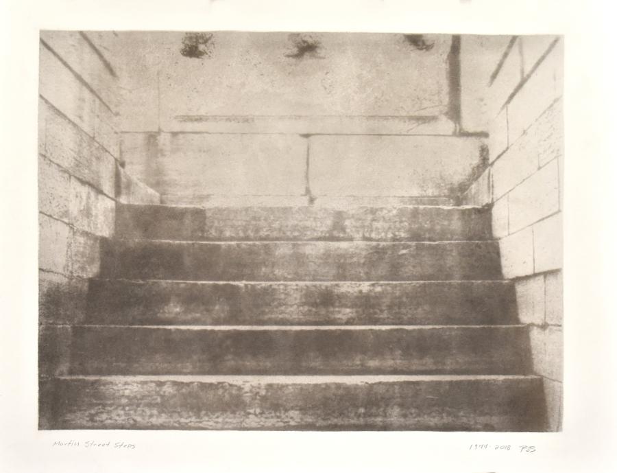 Martin Street Steps